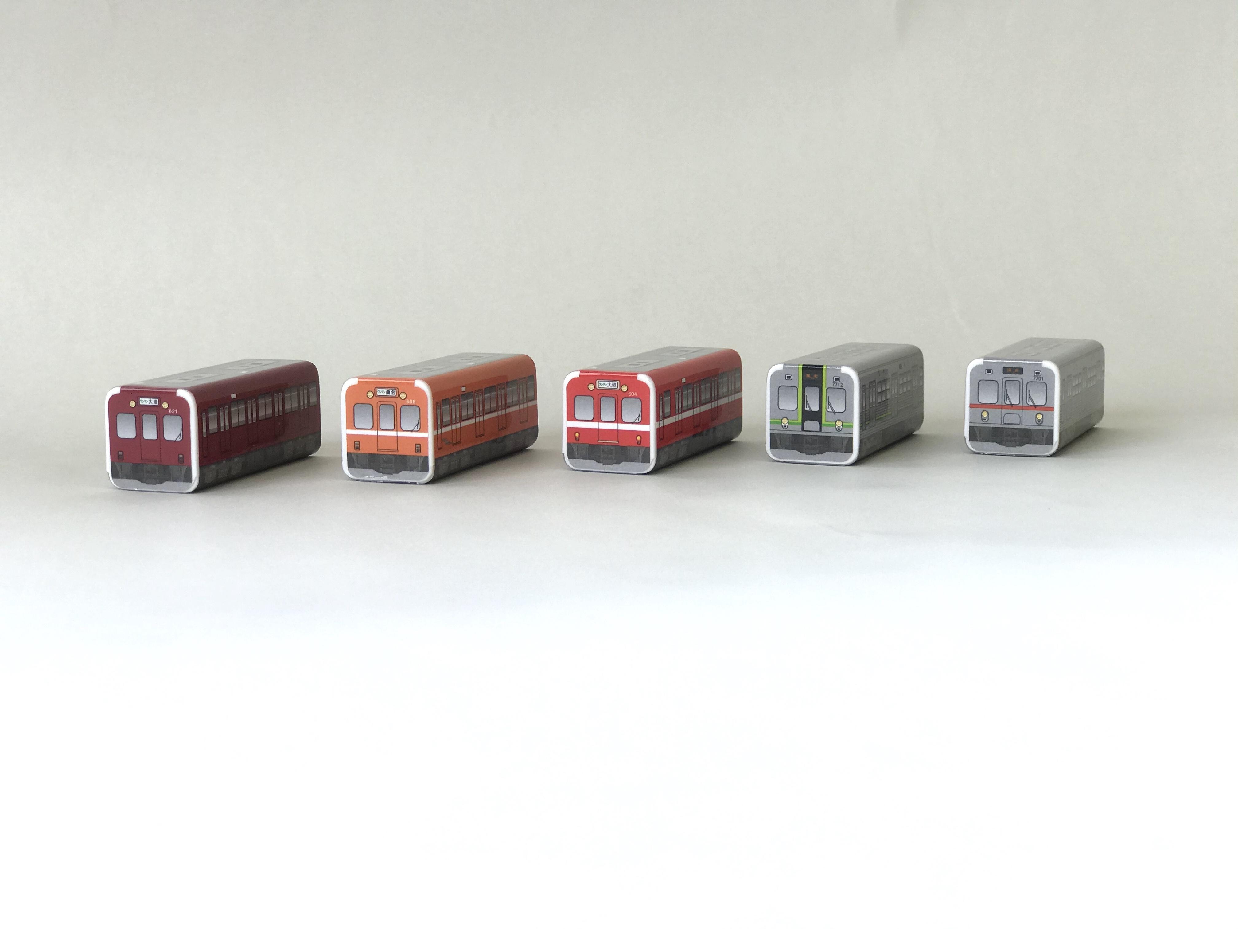 電車型マグネット